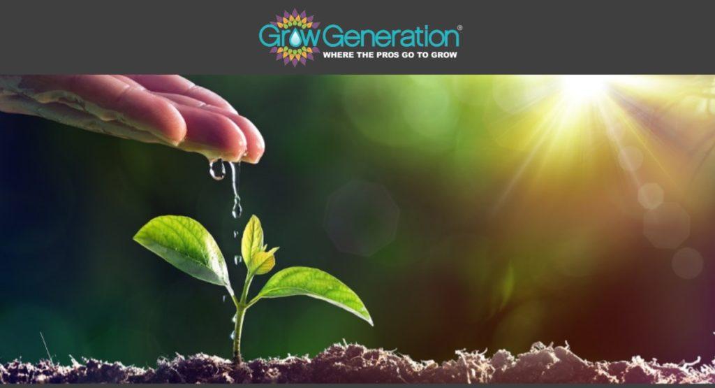 グロージェネレーション(グロウジェネレーション)GrowGeneration【GRWG】
