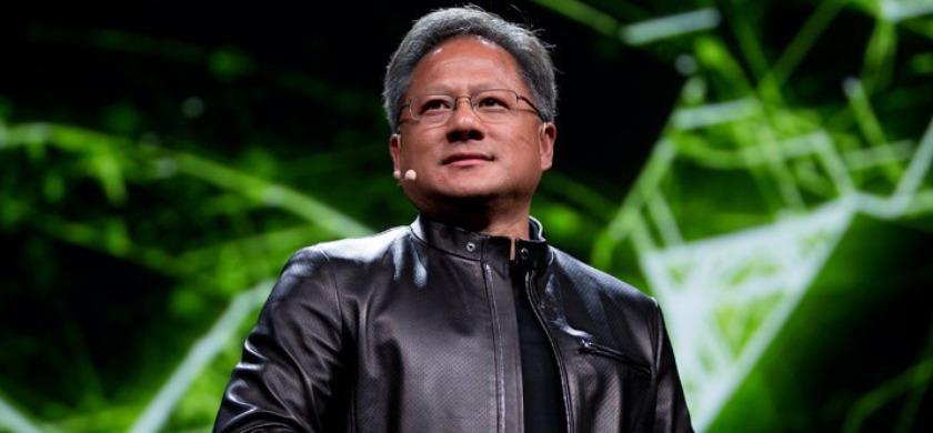 エヌビディアNVIDIA(NVDA)の代表ジェンスン フアン (Jensen Huang)