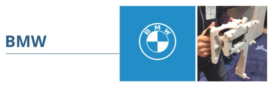 ゾーメトリー(ゾメトリー)Xometry【XMTR】のユーザーBMW