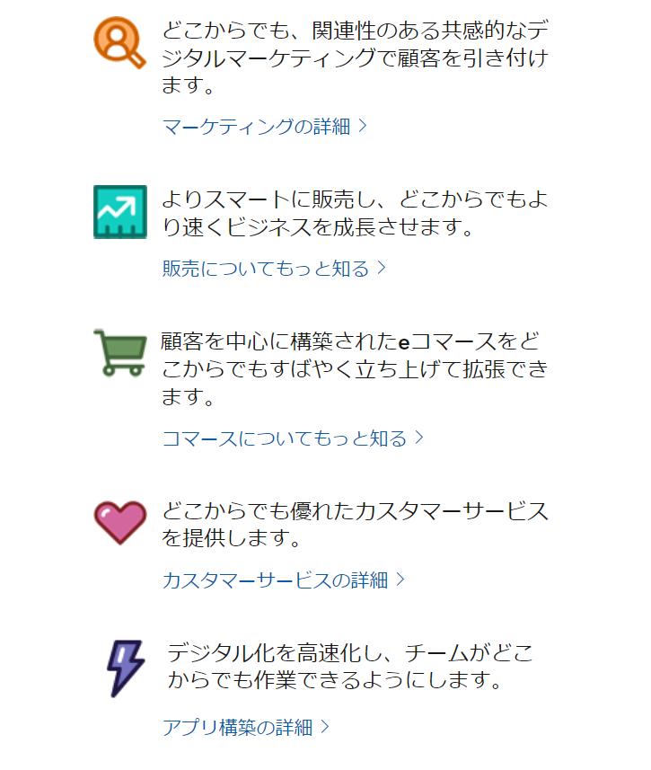 セールスフォースドットコムSalesforce【CRM】サービス2