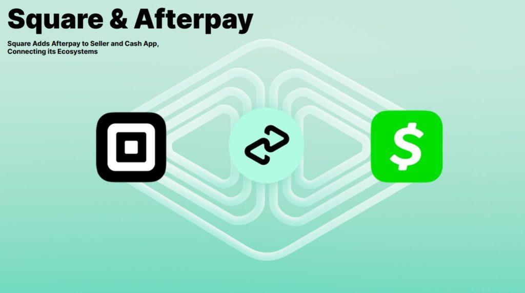 スクエアsquare(SQ) がアフターペイAfterpay買収